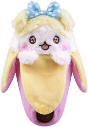 Pink Bananya Plush Figure