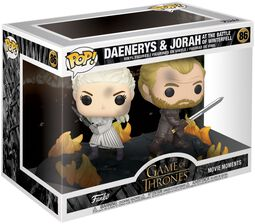 Daenerys and Jorah at the Battle of Winterfell (Movie Moments) Vinylfiguur 86
