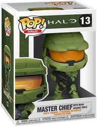 Master Chief MA40 Assault Rifle Vinylfiguur 13