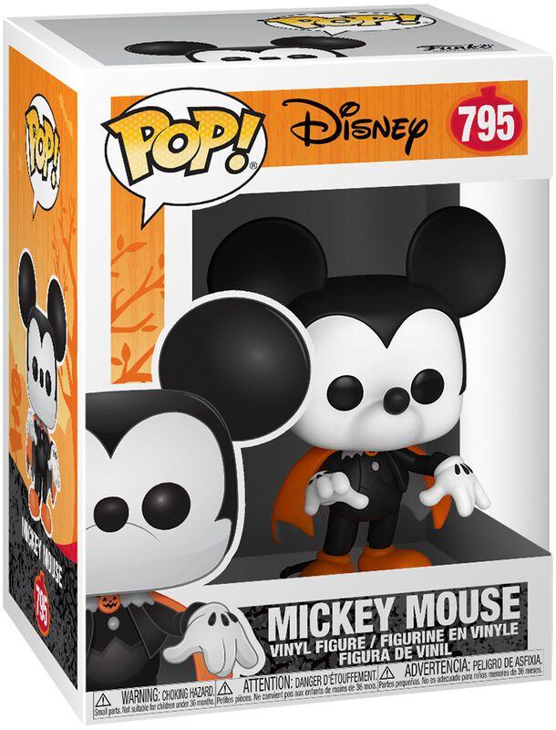 Mickey Mouse (Halloween) Vinylfiguur 795