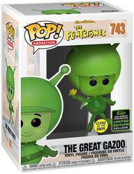 The Flintstones ECCC 2020 - The Great Gazoo (Funko Shop Europe) Vinylfiguur 743