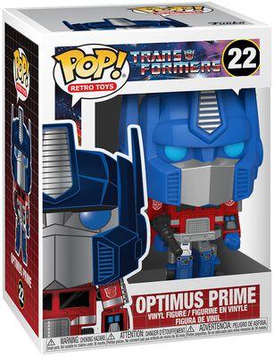 Optimus Prime Vinylfiguur 22