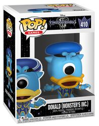 3 Donald (Monsters Inc.) Vinylfiguur 410