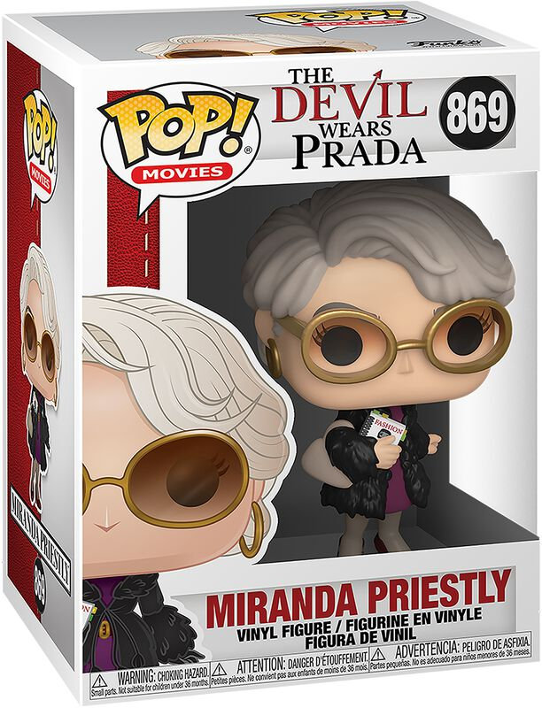 The Devil Wears Prada Miranda Priestly Vinylfiguur 869