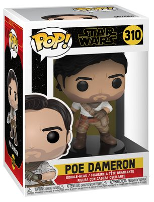 Episode 9 - The Rise of Skywalker - Poe Dameron Vinylfiguur 310