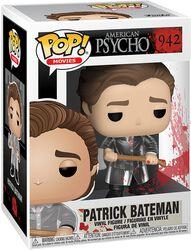 American Psycho Patrick Bateman (Kans op Chase) Vinylfiguur 942
