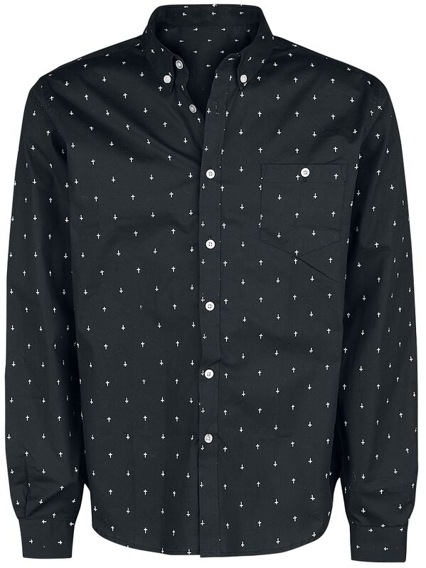 Shirt with All-Over Print
