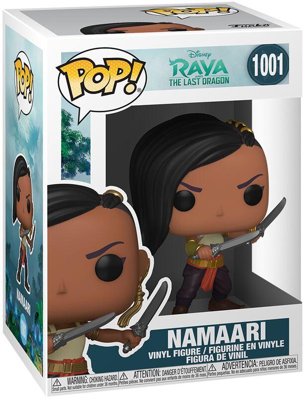 Namaari Vinylfiguur 1001