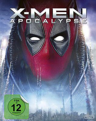 Apocalypse - Deadpool Photobomb Edition