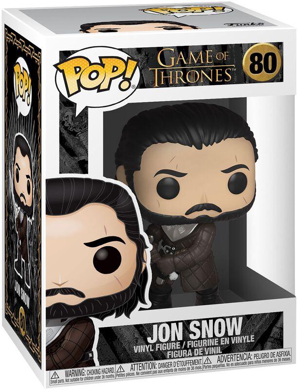 Jon Snow with Sword - Vinylfiguur 80