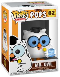 Ad Icons: TootsieRoll Pops - Mr. Owl (Funko Shop Europe) Vinylfiguur 62