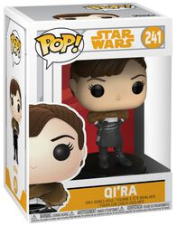 Solo: A Star Wars Story - Qi'ra Vinylfiguur 241