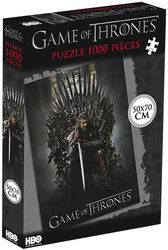 Ned Stark op de IJzeren Troon (1000 stukjes)