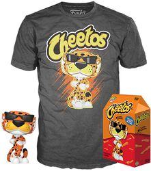 POP Ad Icons: Cheetos - Chester Cheetah - T-shirt plus Funko