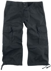 Canvas Cargo Long Shorts
