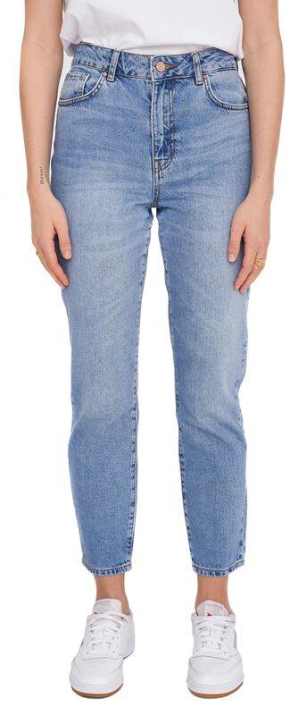Isabel High Waist Mom Jeans