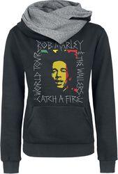 Bob Marley Handwritten Frame