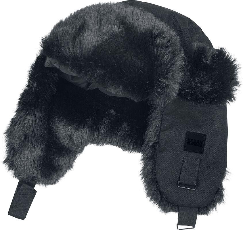 Nylon Trapper Hat