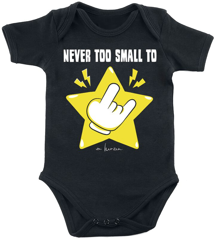 Kids - Never Too Small To Rock