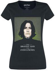 Snape The Bravest Man