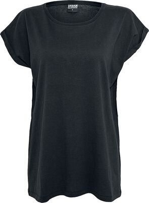 Ladies Extended Shoulder Tee 2 Pack
