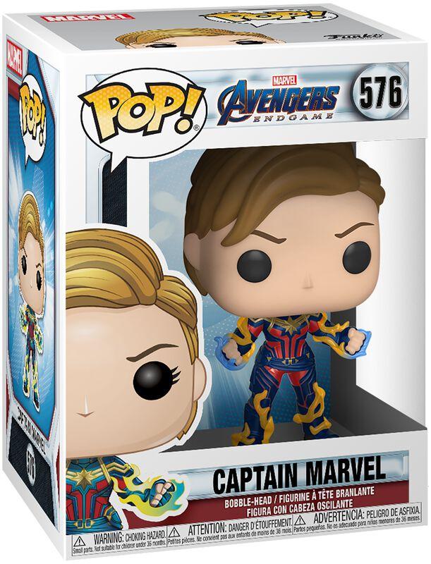 Endgame Captain Marvel Vinylfiguur 576
