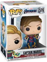 Endgame Captain Marvel Vinylfiguur 576