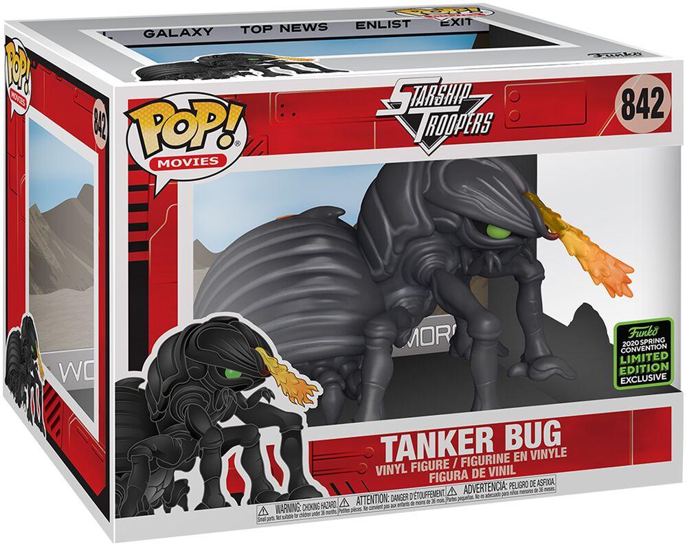 Starship Troopers Tanker Bug (Super Pop!) (ECCC 2020) Vinylfiguur 842