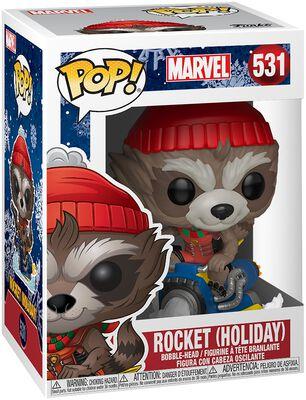 Rocket (Holiday) - Vinylfiguur 531