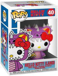 Hello Kitty (Land) Vinylfiguur 40