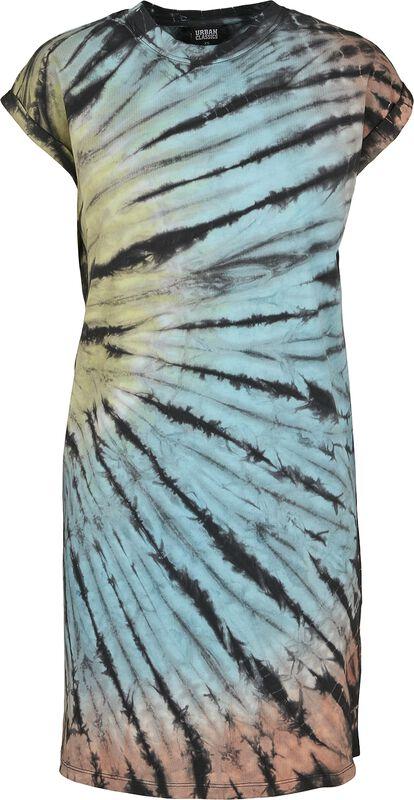 Ladies Tie Dye Dress