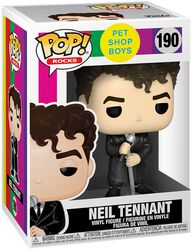 Neil Tennant Rocks Vinylfiguur 190