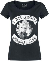 I Am Groot - Guardian Club