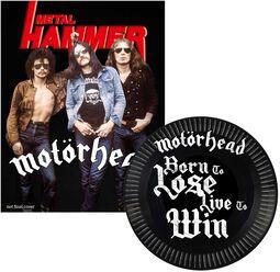 Metal Hammer - Motörhead Sammler-Ausgabe A2 - Born to lose 7 Inch Picture Disc)