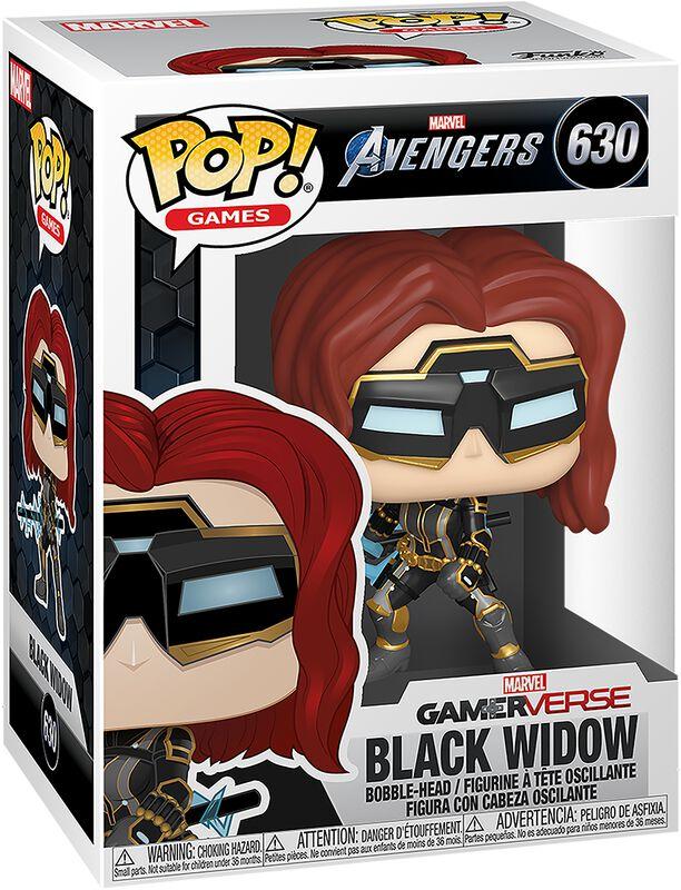 Black Widow (Kans op Chase) Vinylfiguur 630