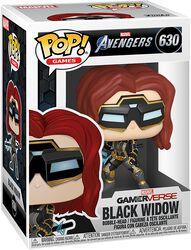 Black Widow (Glow in the Dark) (Kans op Chase) Vinylfiguur 630