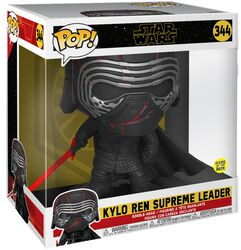Episode 9 - The Rise of Skywalker - Kylo Ren (GITD) (Life Size) Vinylfiguur 344