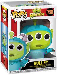 Alien Remix - Sulley Vinylfiguur 759