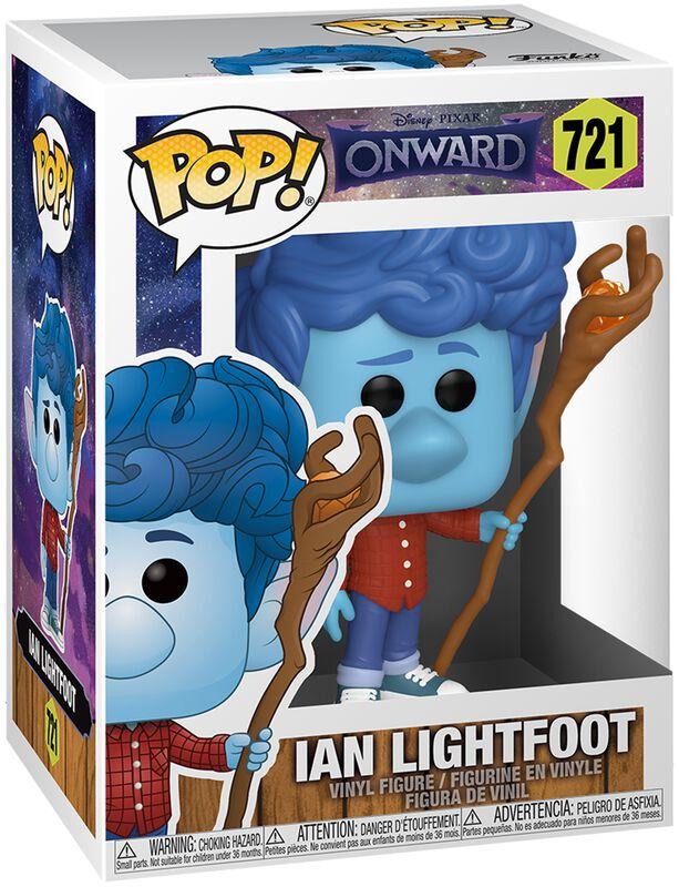 Ian Lightfoot Vinylfiguur 721