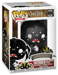 Webber and Warrior Spider Vinylfiguur 404