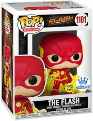 The Flash (Glow In The Dark) (Funko Shop Europe) Vinylfiguur 1101