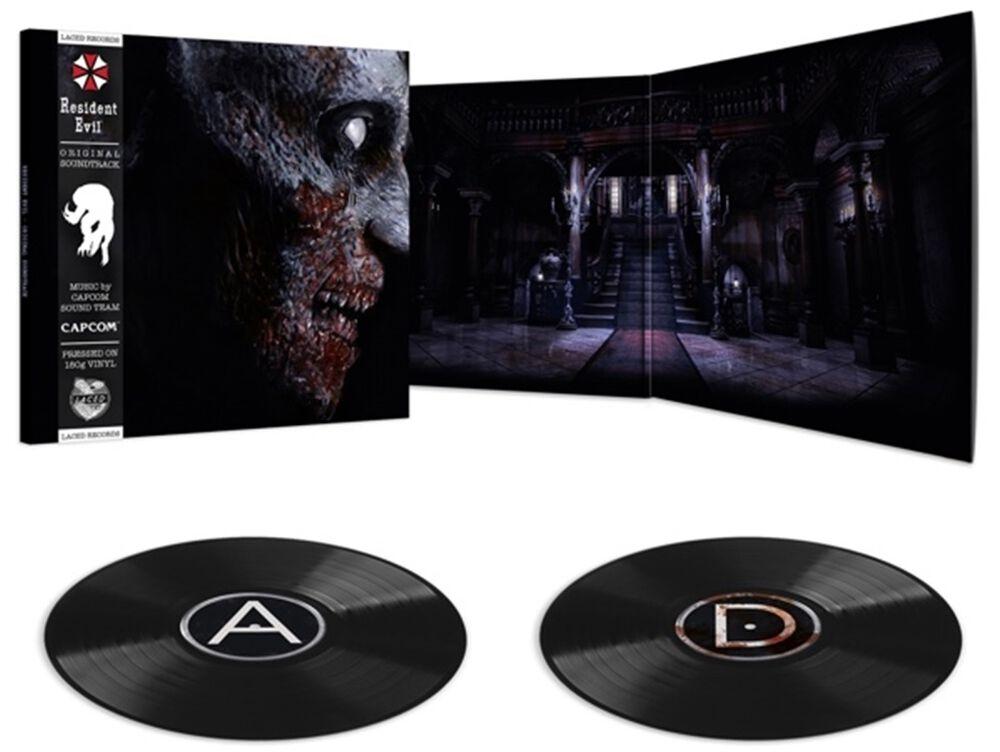 Resident Evil Original Soundtrack