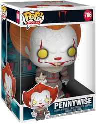 Pennywise With Boat (Jumbo Pop!) Vinylfiguur 786