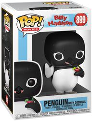 Billy Madison Penguin with Cocktail Vinylfiguur 899