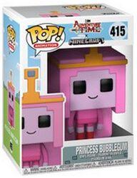 Minecraft Princess Bubblegum Vinylfiguur 415