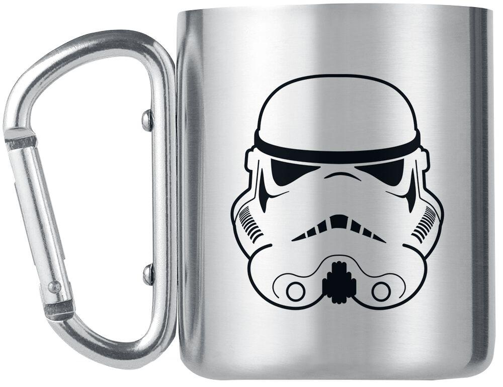 Helmet - Mug with Carabiner Hook