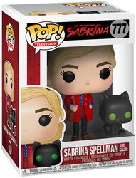 Sabrina Spellman and Salem Vinylfiguur 777