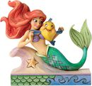 Fun & Friends (Ariel with Flounder Figurine)