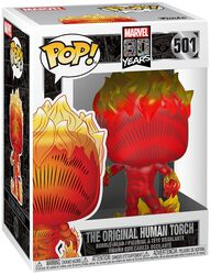 80th - The Original Human Torch Vinylfiguur 501