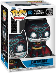 Dia De Los DC - Batman Vinyl Figuur 409